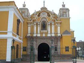 Iglesia (Supresa) de San Carlos (Actual Panteon de Los Proceres)