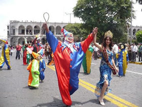 Carnaval de Arequipa