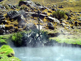 Aguas Termales de Kilkata