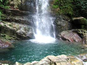 Catarata La Huanca
