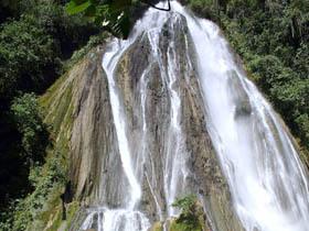Catarata San Miguel