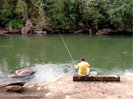 Pesca Deportiva en Lago Túpac Amaru