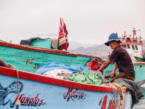 Pucusana Puerto de Pescadores - Excursion de Medio Día