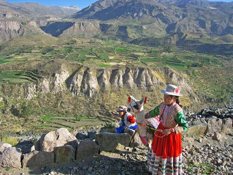 Tour Cañón del Colca 2d