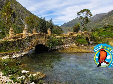 Mini Viaje: Fin de Semana en Huancaya y Vilca (02d-01n)
