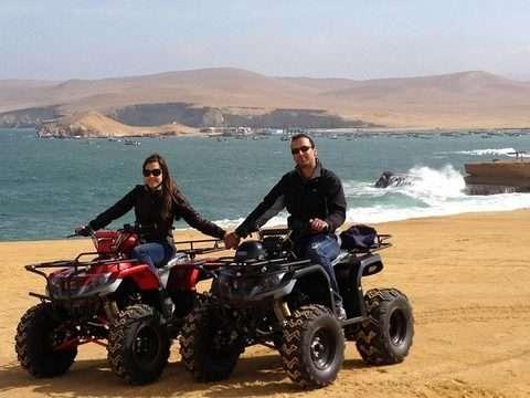 Aventura Naturaleza y Diversión en Paracas
