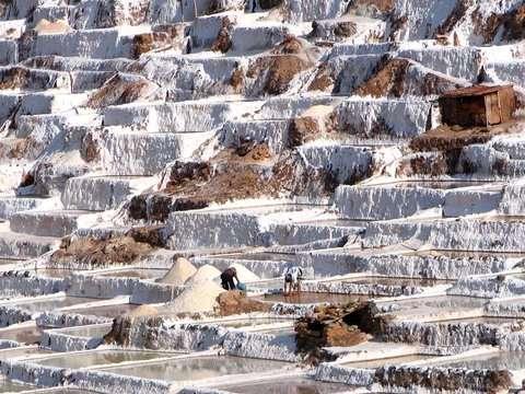 Ingenio Inca: Salineras de Maras y Laboratorio de Moray