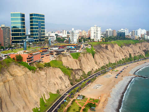 City Tour por Lima + Ciudadela Pachacamac y Almuerzo