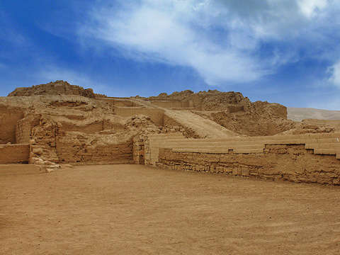 Tour: Ciudadela Sagrada de Pachacamac