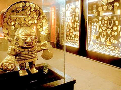 Tour Guiado Museo de Oro: Época Prehispánica