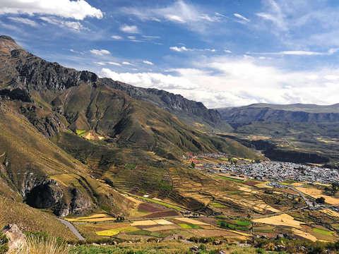 9 Días y 8 Noches: los Andes del Perú Arequipa, Puno y Cusco