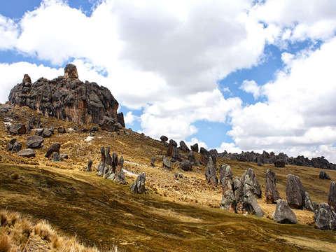Trekking en los Bosques de Piedras de Huayllay - 2d/1n