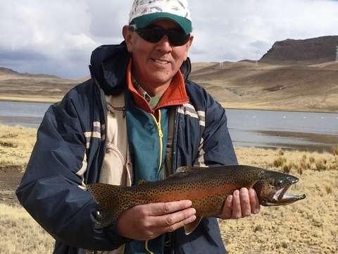 Pesca de Trucha y Visita Al Colca
