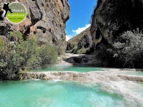 Piscinas Naturales de Millpu - Ayacucho