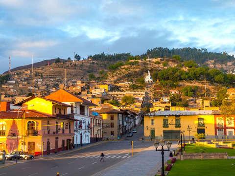 Cajamarca Hermosa: 03 Días / 02 Noches