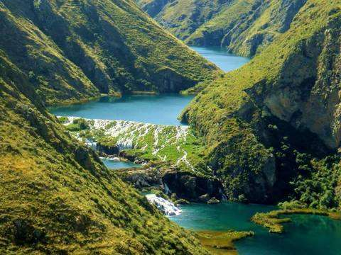 Huancaya y Vilca - Reserva Paisajistica Nor Yauyos Cochas