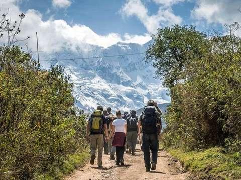 "5d/4n Salkantay Trek a Machu Picchu ""Senderismo"""