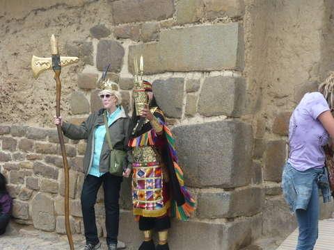 Cusco - Machu Picchu 4d/3n (1ra Clase)