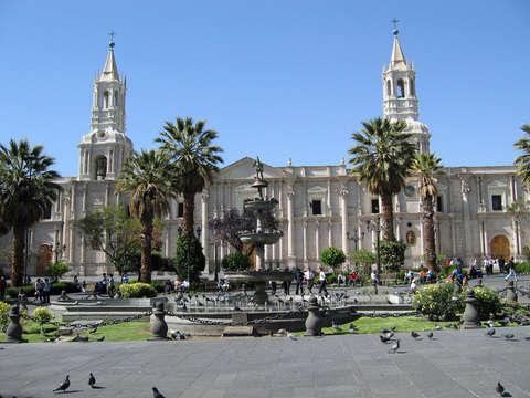 Arequipa - Cañon del Colca (3d/2n)