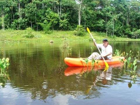Gran Aventura en la Selva - Albergue Amazon Rainforest Lodge