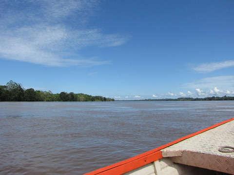 Navegando el Gran Amazonas