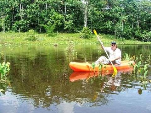 Iquitos y el Rio Amazonas