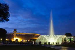 City Tour Nocturno de Lima & Circuito Mágico del Agua