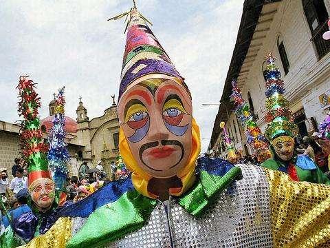 Carnavales en Cajamarca Full Diversión