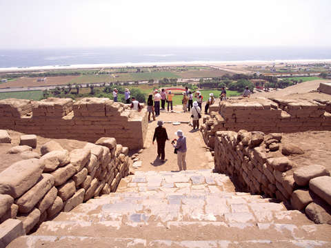 Full Day Lima: City Tour + Almuerzo + Ruinas de Pachacamac