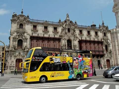 City Tour Turibus